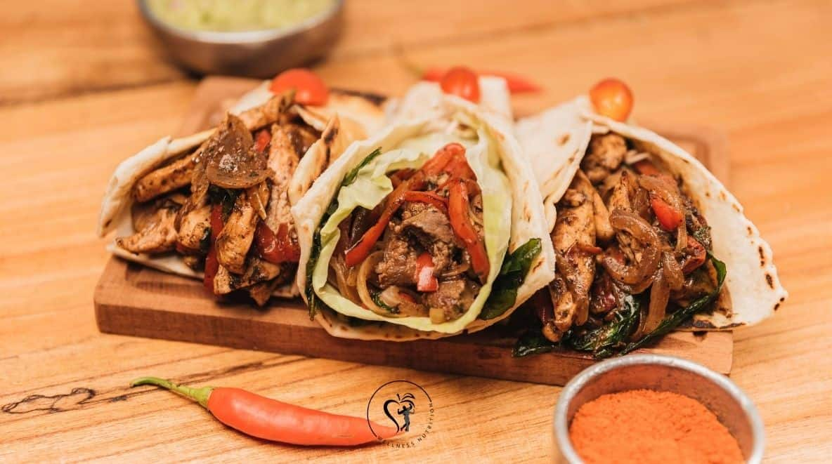 fajitas-pollo-fit